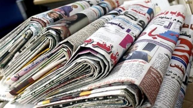 الصحف والجرائد الورقية تعود للإصداء ابتداء من يوم الثلاثاء