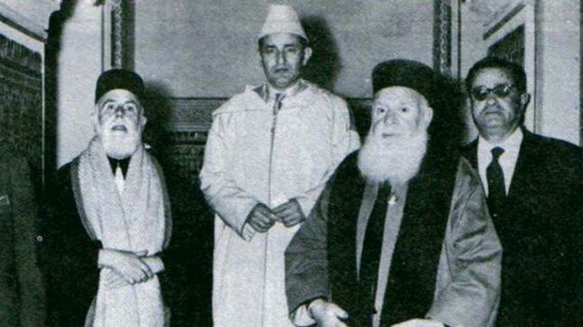 إسرائيل تشكر الملك محمد الخامس لإنقاذه اليهود من بطش النازية