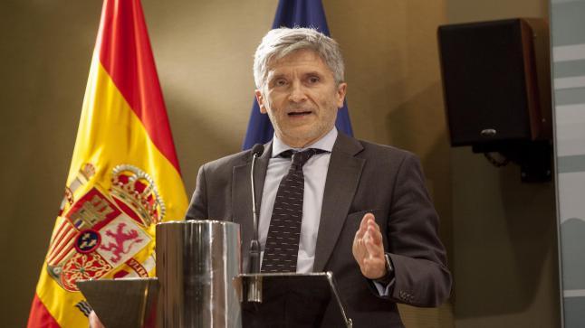 وزير الداخلية الإسباني: ليس لدينا أي مشكلة مع المغرب