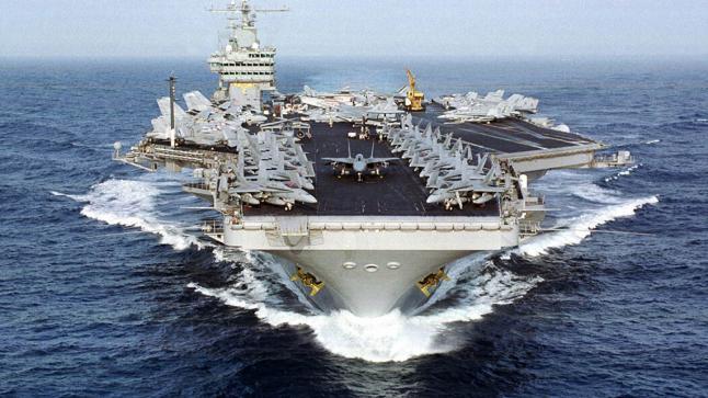 أمريكا تستدعي أقوى أسلحتها خلال المناورة العسكرية البحرية المشتركة مع المغرب