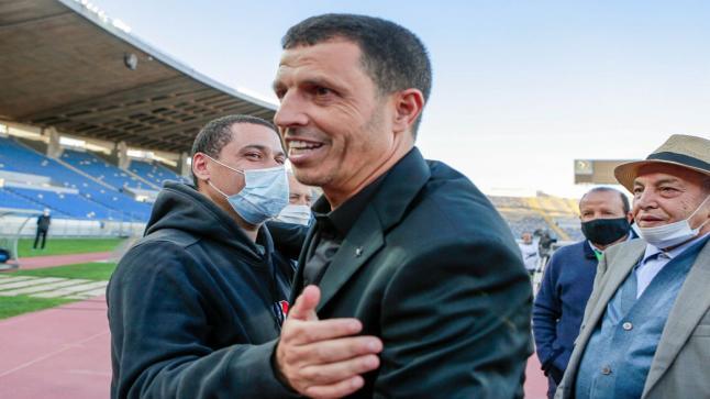 مطالب بتراجع السلامي خلال اجتماعه بعد الفوز على بيراميدز عن قرار ترك الرجاء