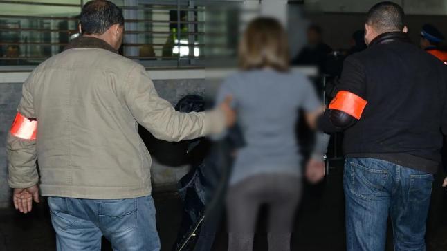 """معلومات دقيقة تقود الشرطة لاعتقال عجوز تبلغ من العمر 63 تتاجر في """"القرقوبي"""""""