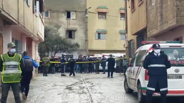 الأمن يوقف 14 شخصا على خلفية مجزرة حي الرحمة سلا