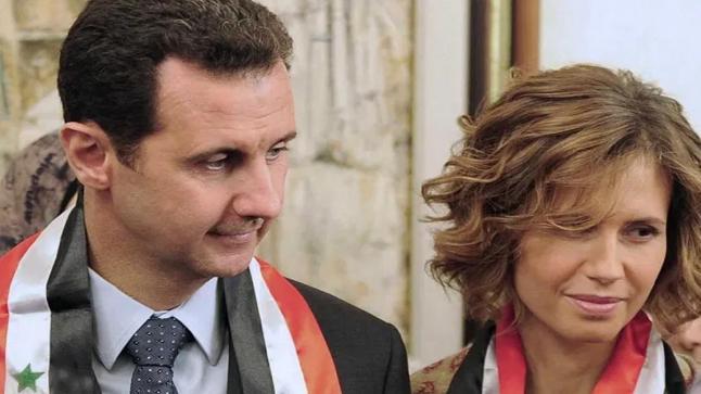 فيروس كورونا يصيب الرئيس السوري بشار الأسد و زوجته