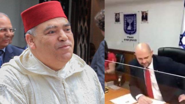 """وزير الداخلية الاسرائيلي: """"بابا رباطي و ماما وزانية"""""""