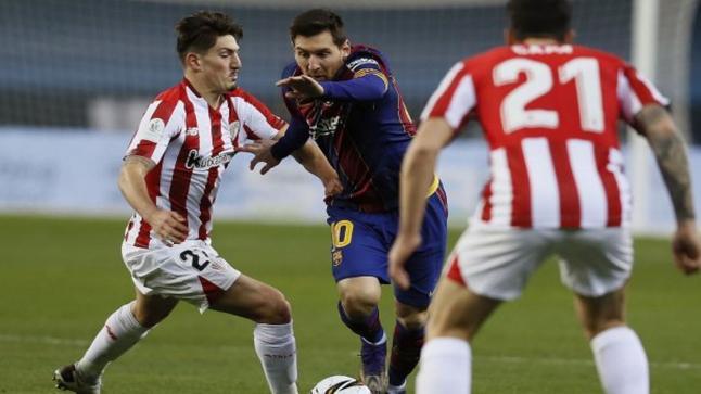 فيديو ميسي يصفع لاعبا بطريقة غير أخلاقية يخلق ضجة بين جماهير كرة القدم