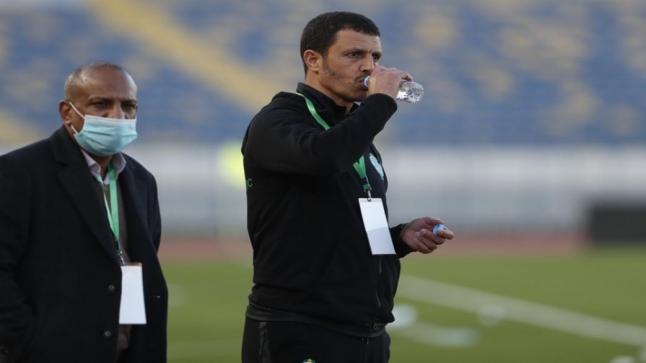 السلامي خارج الرجاء الرياضي بعد مواجهة بيراميدز المصري