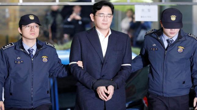 سيول.. الحكم على وريث Samsung بالسجن سنتين و نصف