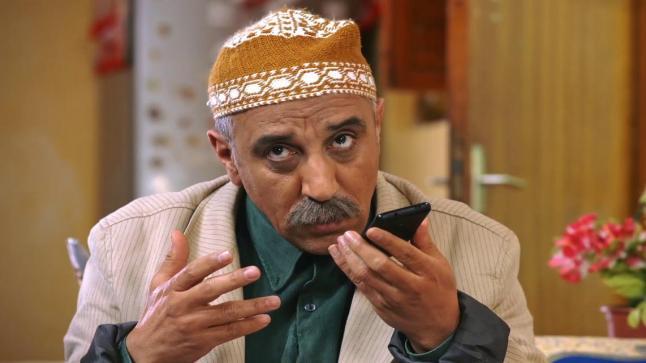 بسبب قبلة حسن الفد يرفض المشاركة في بطولة فيلم