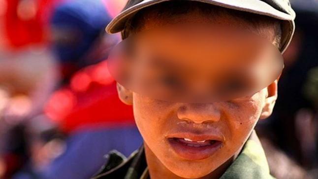 منظمة إيطالية تدعو إلى تحرك عاجل لإنهاء استغلال الأطفال بمخيمات تندوف