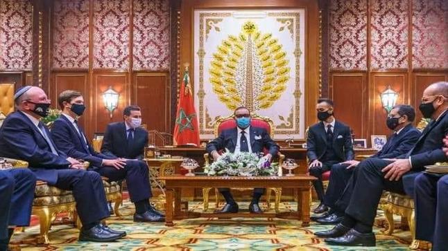 الملك محمد السادس يجري اتصالا هاتفيا مع الرئيس الإسرائيلي