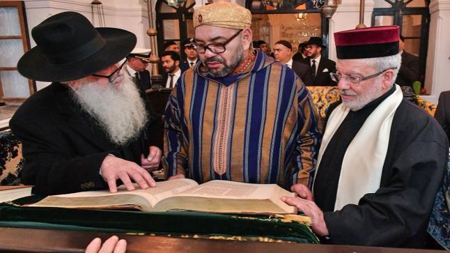يهود إيطاليا يقدرون عمل الملك محمد السادس لخدمة السلام