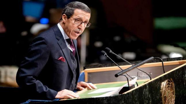 إعادة انتخاب عمر هلال رئيسا لتشكيلة جمهورية إفريقيا الوسطى