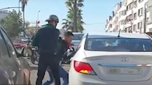 فيديو اعتداء.. أمن الدار البيضاء يدخل على الخط و يوضح الحقيقة