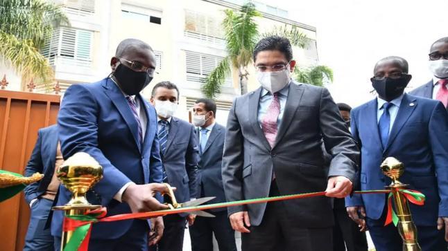الكونغو الديمقراطية تتفتح قنصلية عامة لها بالداخلة
