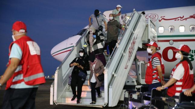 تسمم 51 شخصا من المغاربة العائدين إلى أرض الوطن