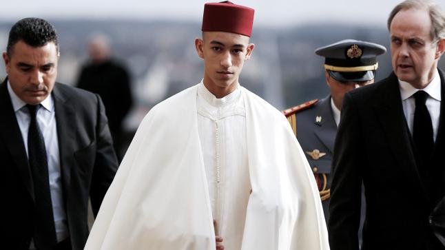 ولي العهد الأمير الحسن يحصل على شهادة البكالوريا- دورة 2020