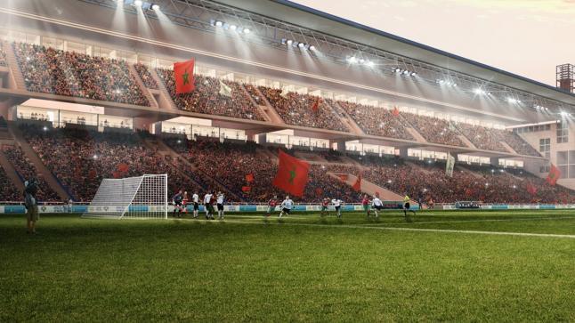 مواعيد إجراء المباريات الأخرية من الدوري المغربي