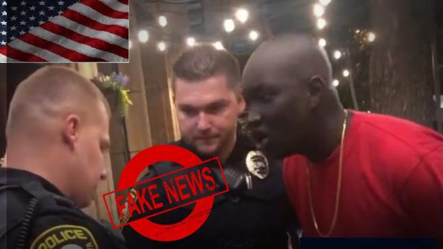 """الولايات المتحدة : عميل في """"الإف بي آي"""" يتعرض للإيقاف .. الخبر الكاذب"""