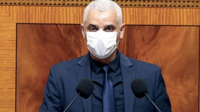 """وزير الصحة: """"المغرب كان محقا في تمسكه بالبروتوكول العلاجي القائم على أساس الكلوروكين"""""""