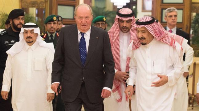 الملك الإسباني السابق خوان كارلوس يغادر بلاده لهذا السبب