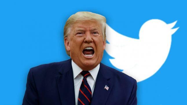 تعطيل حساب ترامب على تويتر و ضغوط لتنحية