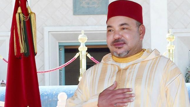 الملك محمد السادس يوجه رسالة للرئيس الفلسطيني