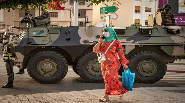 """مغاربة في انتظار الخلاص من كابوس """"كورونا"""""""