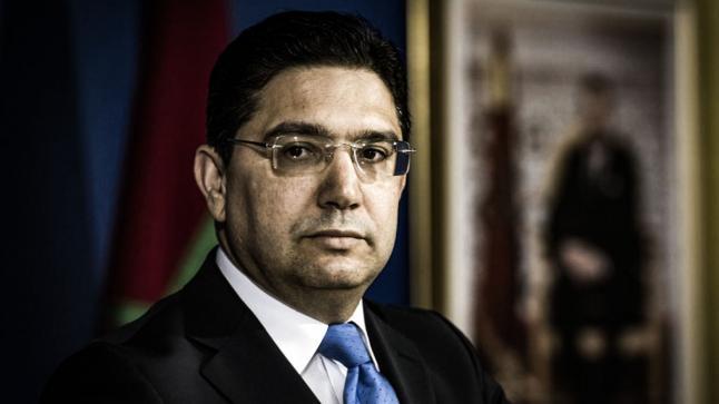 وزير الخارجية المغربي يؤكد وجود دينامية إيجابية للتقدم نحو حل للأزمة الليبية