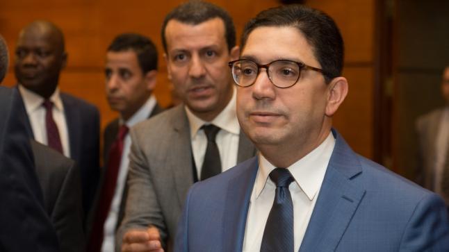 """وزير الخارجية المغربي: """"تطابق في وجهات النظر بين المغرب والسعودية بشأن الأزمة الليبية"""""""