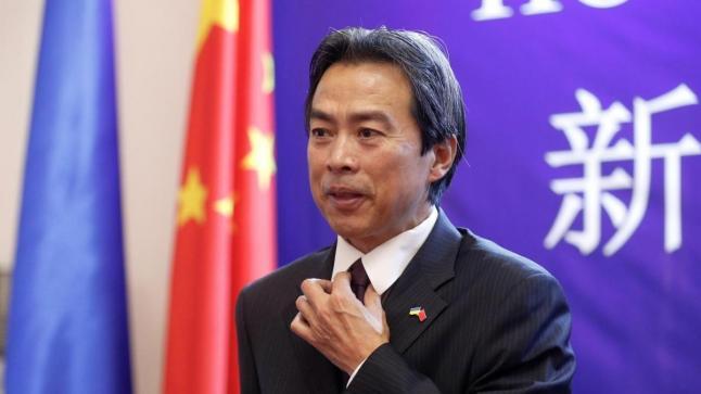 الصين ترسل فريقا خاصا إلى إسرائيل للتحقيق في قضية وفاة السفير