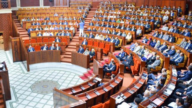 مجلس المستشارين يصادق بالإجماع على مشروع مرسوم قانون يتعلق بسن أحكام خاصة بحالة الطوارئ الصحية