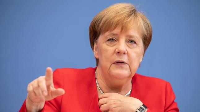 ميركل تعلن تجاوز ألمانيا المرحلة الأولى من جائحة كورونا