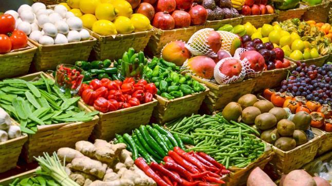 الأسواق المغربية مزودة بشكل ممتاز يغطي الحاجيات من كل المواد والمنتجات لشهر رمضان