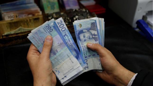 سعر صرف الدرهم يرتفع بـ 0.54 في المائة مقابل الأورو