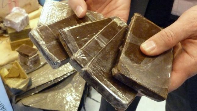 الجديدة.. حجز أكثر من 3 أطنان من مخدرات الشيرا