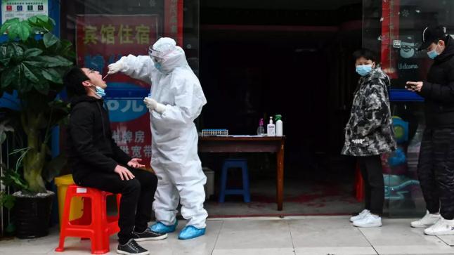 الصين.. أكثر من مئة إصابة مؤكدة بفيروس كورونا