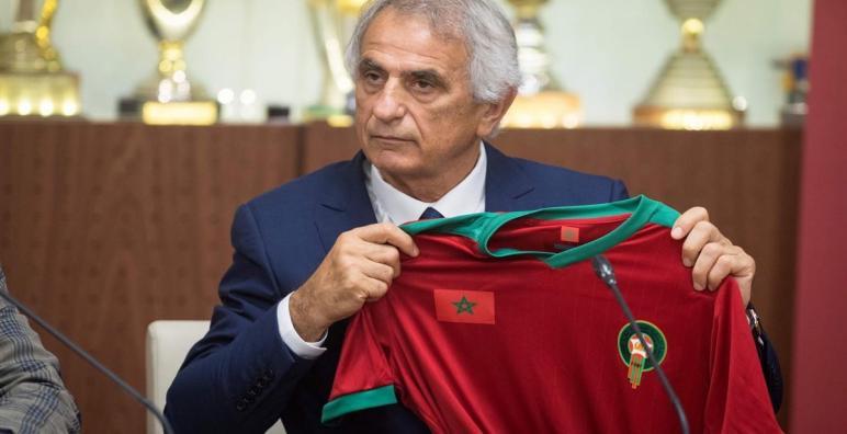 حاليلوزيتش يكشف لائحة المنتخب الوطني قبل مباراتي السودان وغينيا