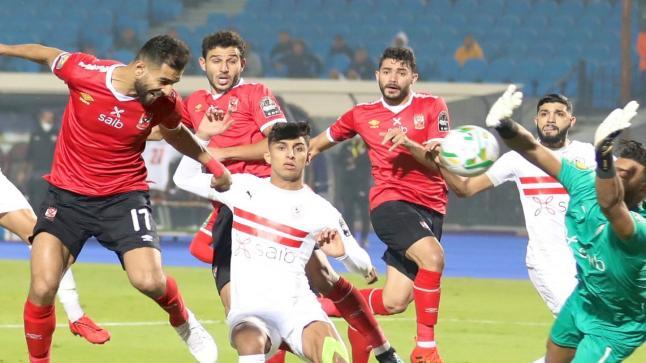 الأهلي المصري يحقق دوري أبطال إفريقيا للمرة التاسعة في تاريخه الكروي