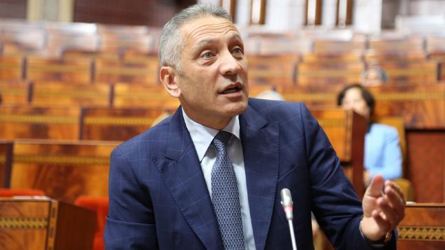 """العلمي يؤكد أن جائحة """"كورونا"""" أظهرت مناعة الاقتصاد المغربي"""