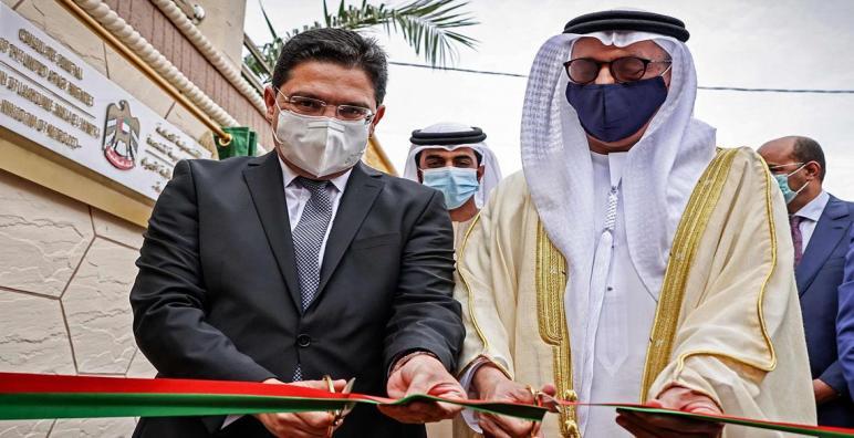 """علاقاتها الإمارات مع المغرب ستكون """"نموذجية مليئة بالإنجازات """""""