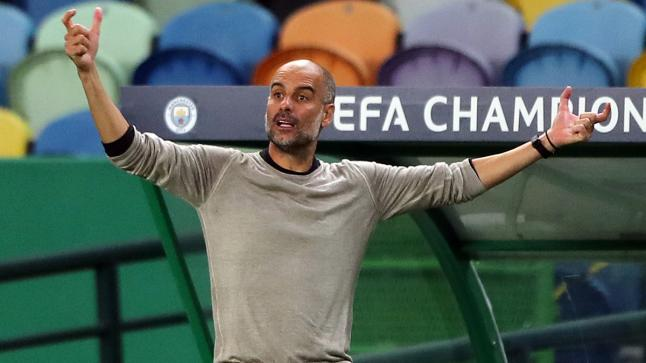 ليون يصل لنصف نهائي دوري أبطال أوروبا بعد الفوز على السيتي