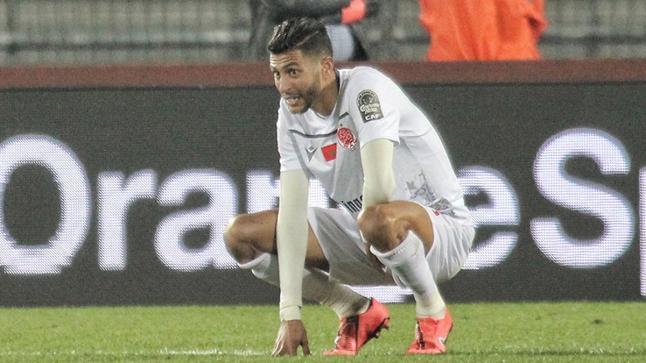 """لاعب الوداد الرياضي """"أسرير"""" يثور غضبا ضد الصحافة التي نشرت خبر كاذبا لإصابته بكورونا"""