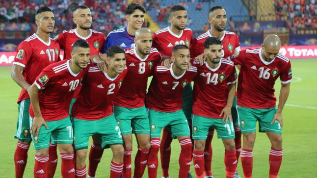المنتخب المغربي يحافظ على مركزه في ترتيب الفيفا الجديد