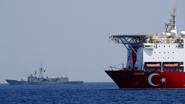 """أردوغان يعلن اكتشاف """"أكبر"""" حقل غاز بالبحر الأسود"""