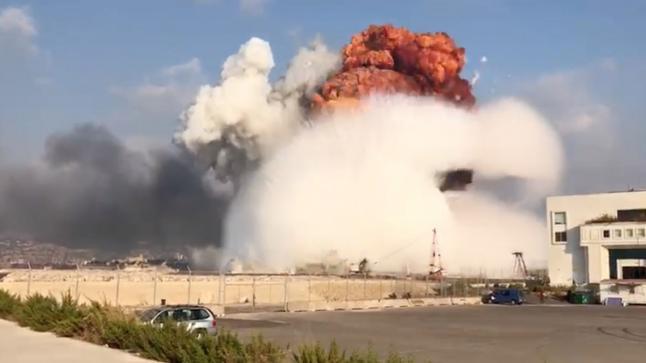 وزير الصحة اللبناني يعلن ارتفاع عدد وفياة الإنفجار إلى 130 قتيل