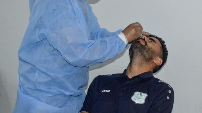 بعد 24 ساعة الدفاع الحسني الجديدي يعلن توصله بنتائج سلبية لجميع مكوناته النادي