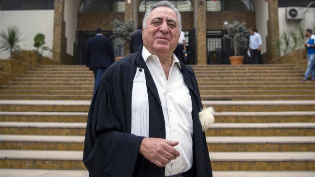 إيقاف محمد زيان عن ممارسة المحاماة لمدة سنة