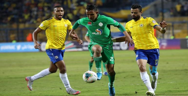 الرجاء يقدم لائحة لاعبين جديدة بالبطولة العربية