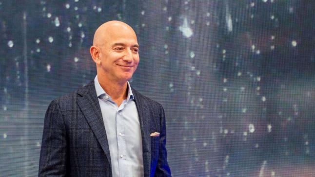 """ثروة مالك """"أمازون"""" جيف بيزوس تصل 200 مليار دولار"""